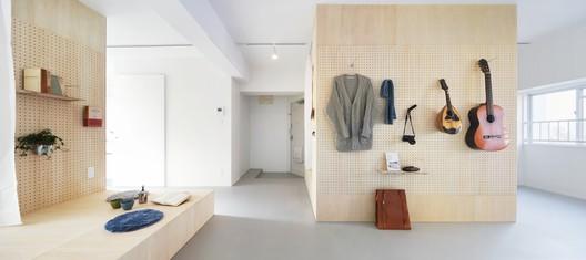 Apartamentos em Senri / nmstudio architects + Nozoe Shimpei Architects