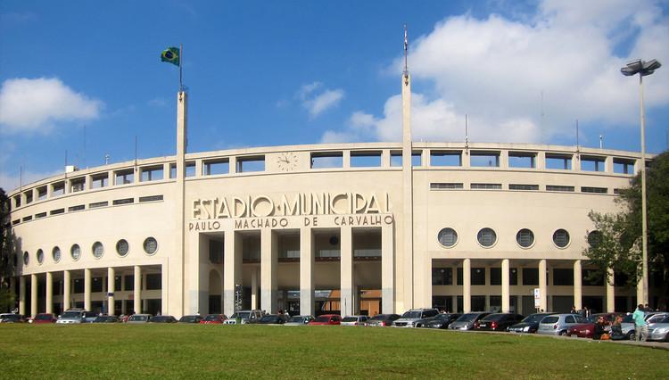 Prefeitura de São Paulo assina concessão do Pacaembu a consórcio privado, Estádio do Pacaembu. Foto: Wally Gobetz, via Flickr. Licença CC BY-NC-ND 2.0