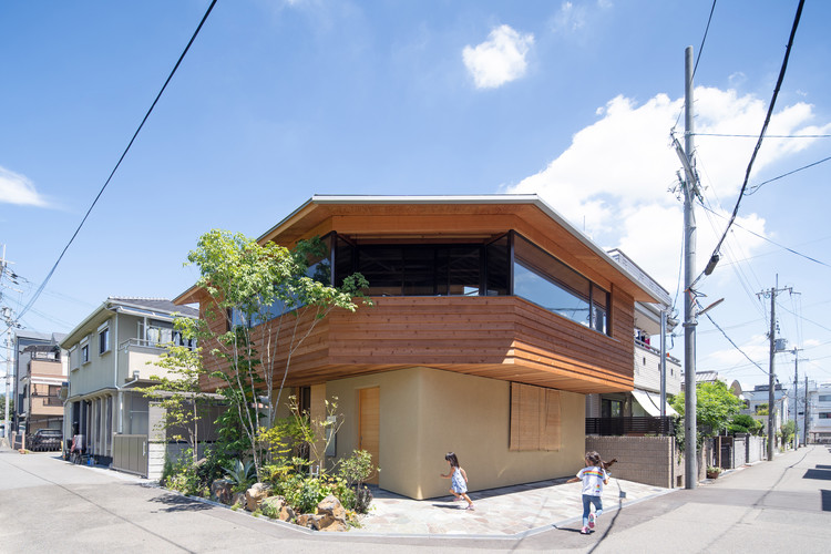 Othello House / MASA Architects, © Masao Nishikawa