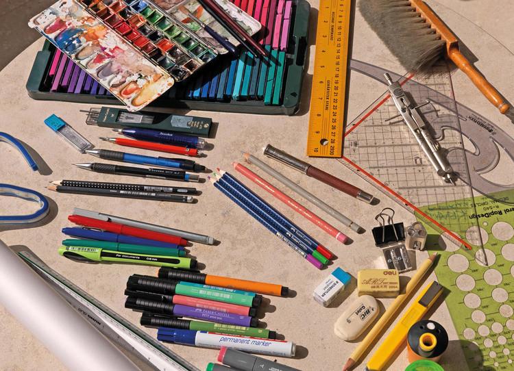 10 Exercícios de desenho à mão livre para arquitetura, Cortesia de DOM Publishers