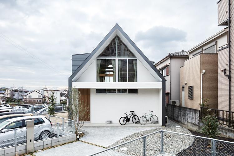 House in Tsukawaki / Horibe Associates, © Yohei Sasakura