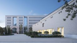 Faculty of Management and Economics of Dalian University of Technology / UAD