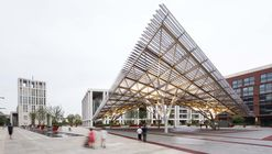 Anting New Town Central Square Renovation / Kokaistudios