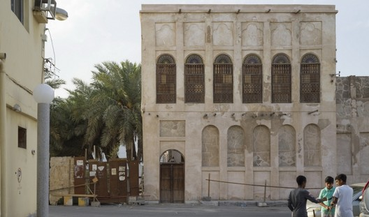 Rehabilitation of Muharraq, Bahrain. Image © Aga Khan Trust for Culture / Cemal Emden