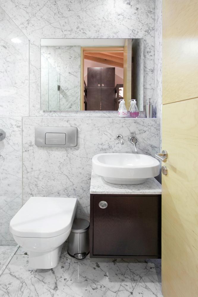 ¿Cuáles son los mejores revestimientos para baños?,© Marcos Garcia. Image Ro House Tapalpa / Elías Rizo Arquitectos