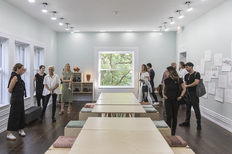 """Conoce todos los detalles sobre la exhibición """"Unraveling Modern Living"""" de Tatiana Bilbao para la Bienal de Chicago 2019, © Laurian Ghinitoiu"""