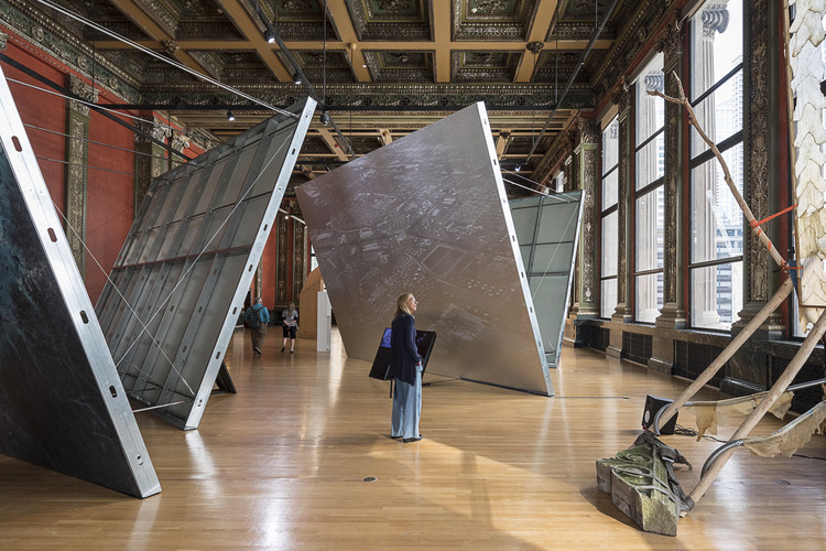 5 Must-See Venues at the 2019 Chicago Architecture Biennial, © Laurian Ghinitoiu