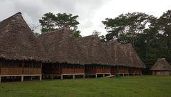 Mejoramiento del Centro Educativo Comunitario Intercultural Bilingüe Vicente Mamallacta en Ecuador