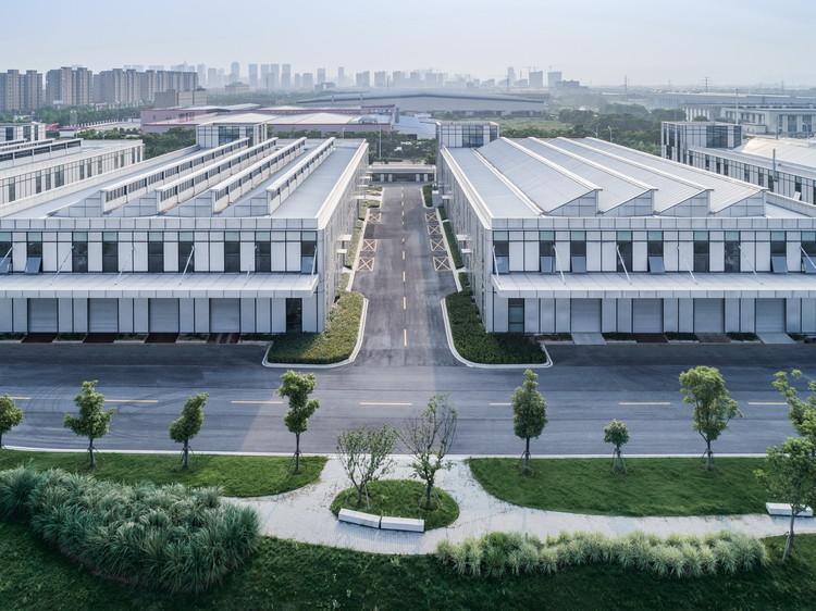Changxing Sino-German International Industrial Cooperation Park / FTA Group GmbH, © CreatAR Images