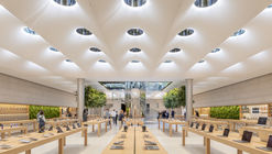 Tienda Apple Fifth Avenue / Foster + Partners