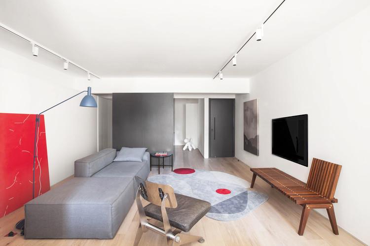 Apartamento HR / StudioLIM, © André Mortatti