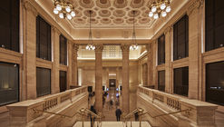 Chicago Union Station Great Hall Restoration / Goettsch Partners