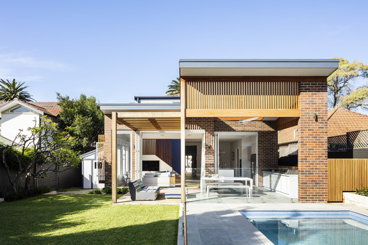 Lacuna House / Bijl Architecture
