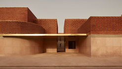 Museo Yves Saint Laurent Marrakech  / Studio KO