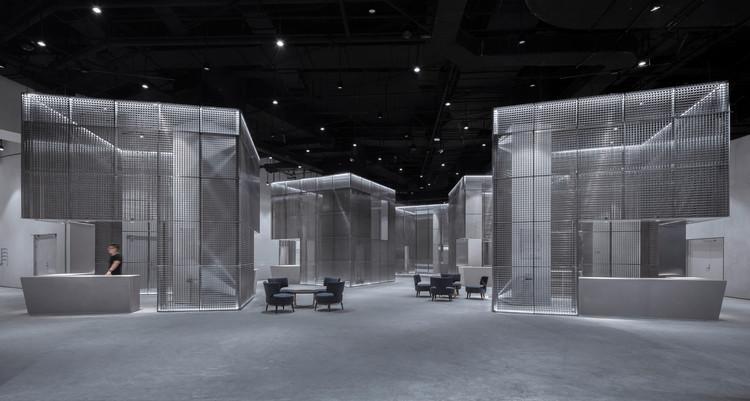 GreenMonster Lab / BANDe Architects, Craftsmen shop. Image © Weiqi Jin