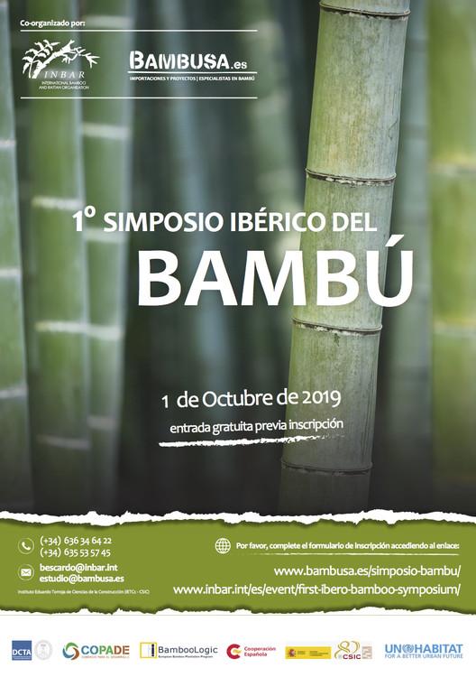 Primer Simposio Ibérico sobre Bambú, Bmabusa Estudio / INBAR