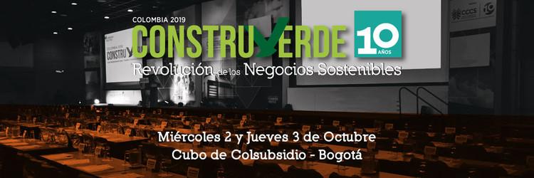 Construverde Colombia 2019, Construverde 10 años