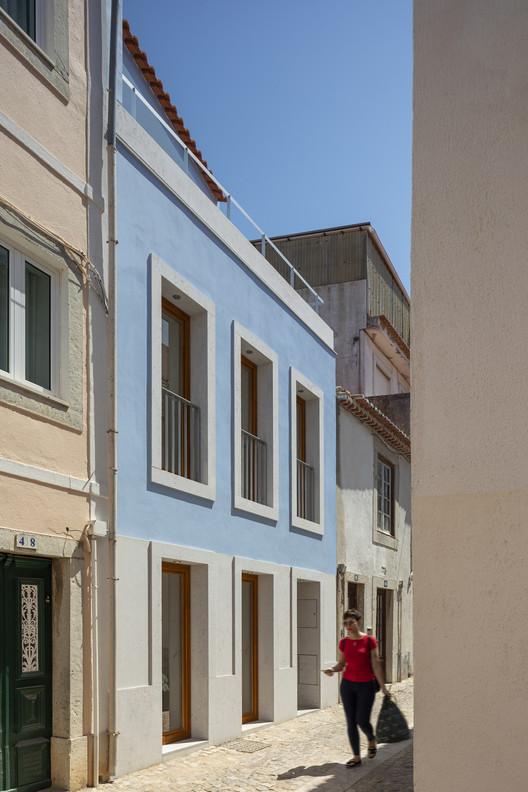 Casa GD / Esquissos - Arquitectura e Consultoria, © Ivo Tavares Studio