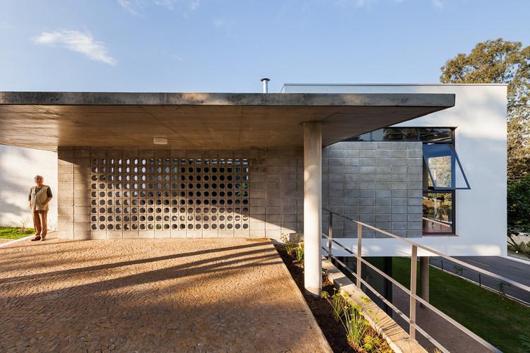 Kovacs House / Pessoa Arquitetos + Base Urbana , © Pedro Vannucchi