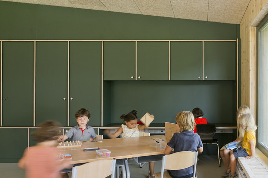 Elementary & Middle school architecture and design   ArchDaily