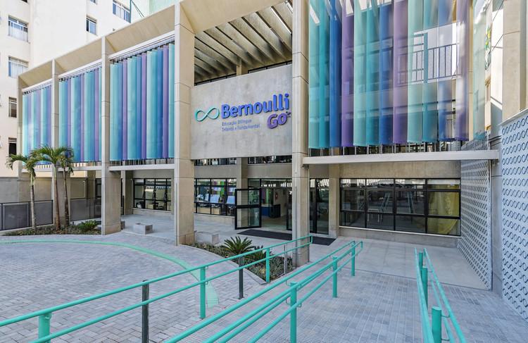Escuela Bernoulli GO / Studio dLux, © Ivan Araújo