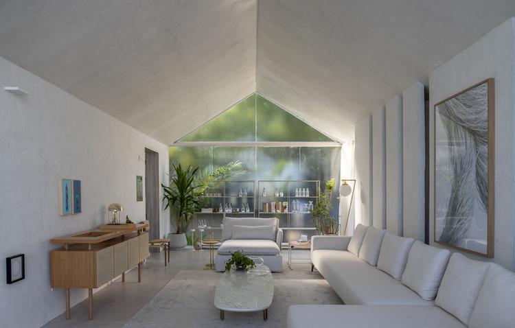 Living Barra Grande / NR Arquitetura, Cortesia de NR Arquitetura