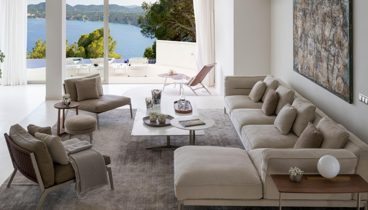 Gallery Of Flexform S Versatile Furniture Enhances Projects