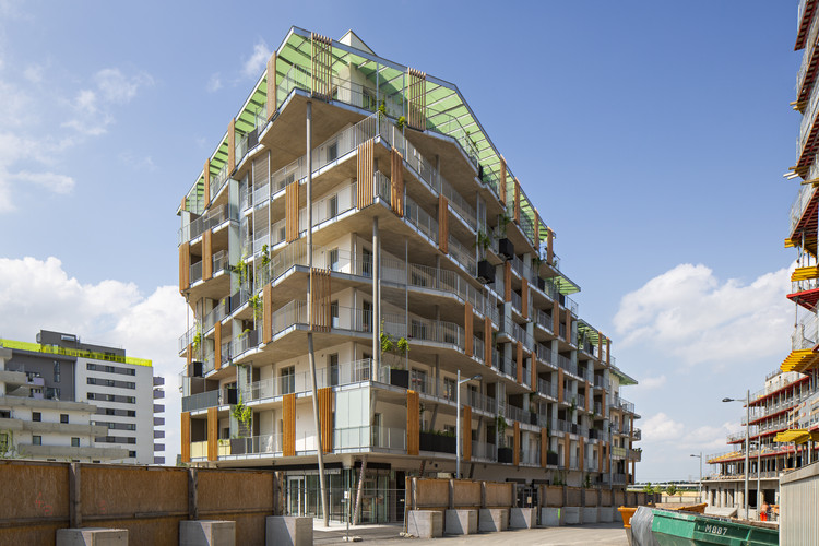 Living Garden Apartments / Martin Mostböck + Pesendorfer | Machalek Architects, © Paul Sebesta