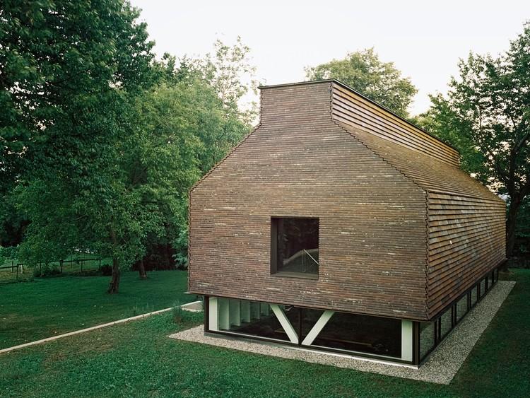 Atelier in Rancate / Stocker Lee Architetti, © Simone Bossi