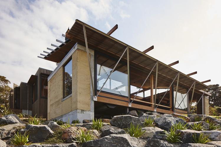 Residência Tutukaka / Herbst Architects, © Jackie Meiring