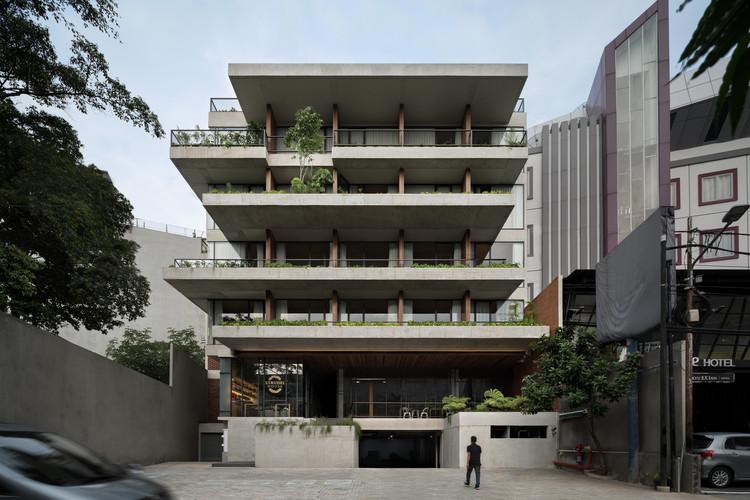 Nagomi Suites / Wiyoga Nurdiansyah, © Mario Wibowo