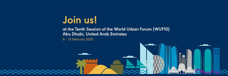 World Urban Forum, WUF10 HEADER