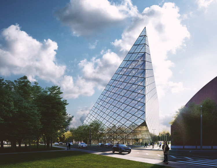 Mixed-Use Project in the Cultural City of Riga Receives Planning Approval, © Photoreal3D