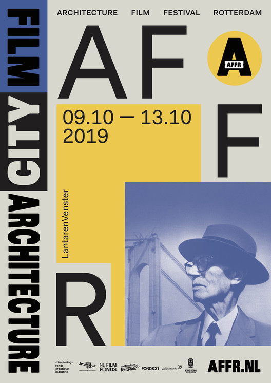 World's Leading Film Festival on Film, City & Architecture , AFFR 2019 - Lost in Transition