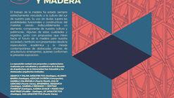 Exposición Madera y Arquitectura 2019