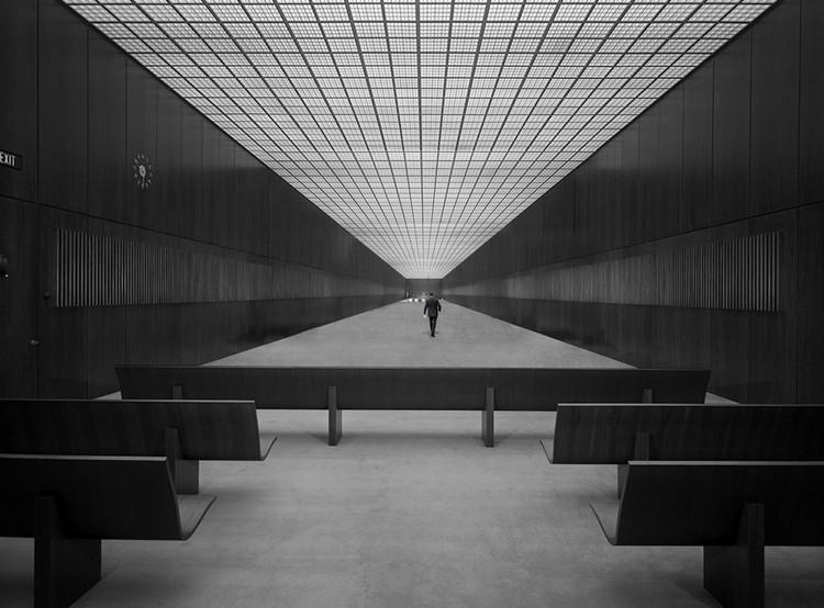 Mies van der Rohe, Chicago Federal Center, Chicago. Image © BM. Public Property