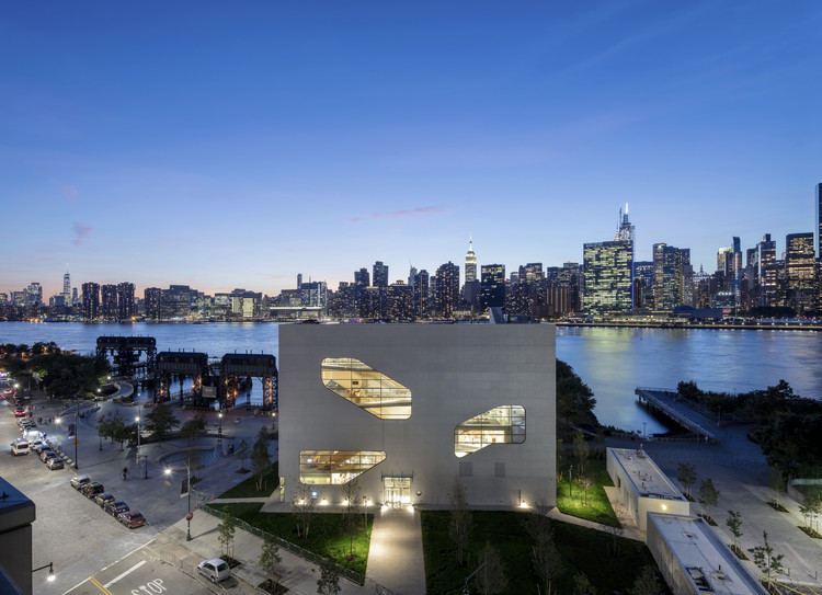 Archtober 2019: New York City's Architecture and Design Month, © Paul Warchol