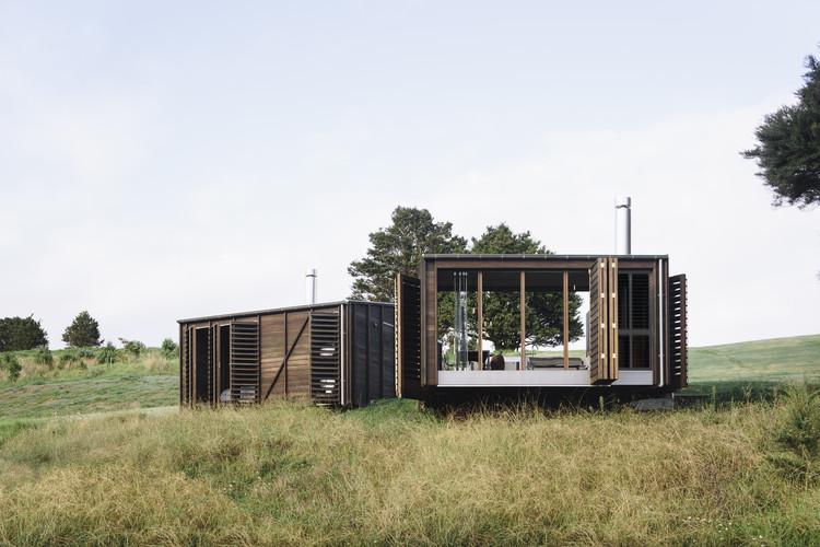 El campamento / Fearon Hay Architects, © Simon Wilson