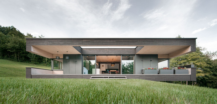 Casa Villa Marie / Superfuturegroup, © Simon Oberhofer