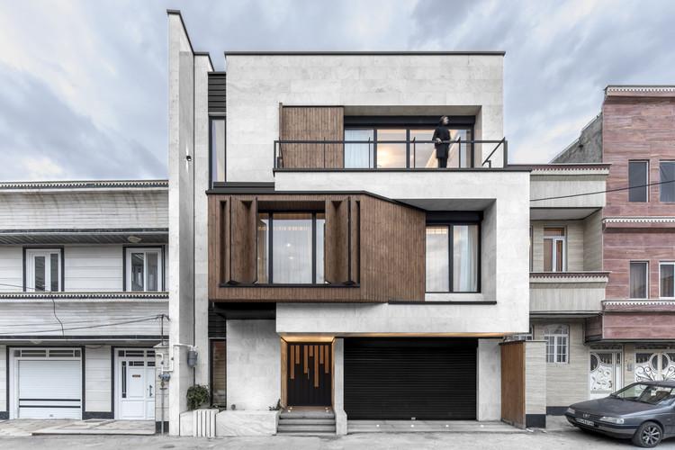 Casa Parnian / White Cube Atelier, © Farshid Nasrabadi