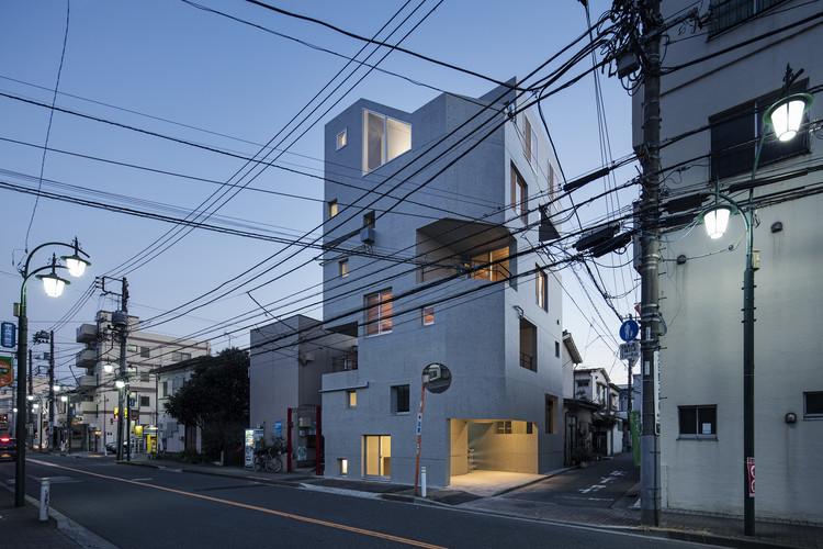 Apartamento en Tokiwadai / MMAAA, © Kenta Hasegawa