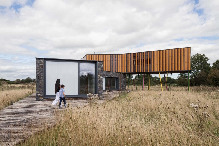 Meadow Dance House / John Curran Architects, © Andrew Campion
