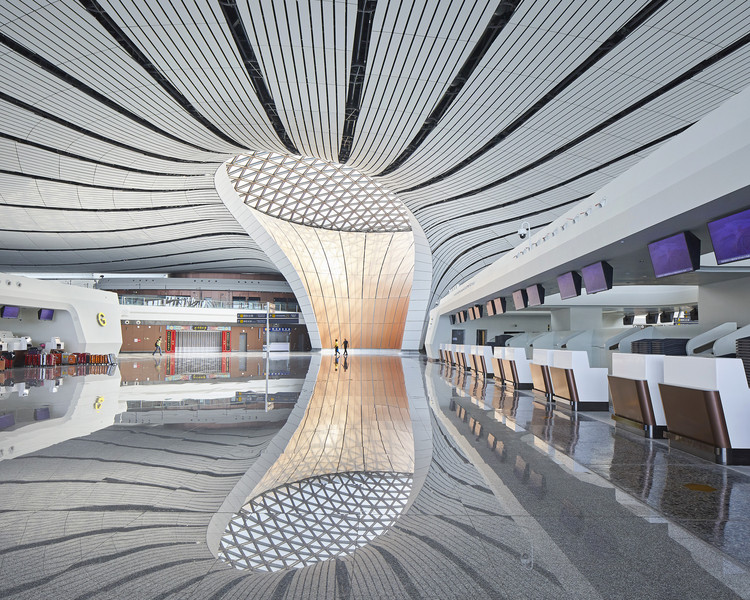Zaha Hadid Architects Office Archdaily