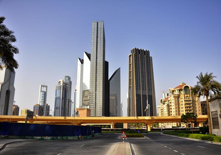 Dubai, UAE. Image © Flickr user Rod Waddington under the license CC BY-SA 2.0