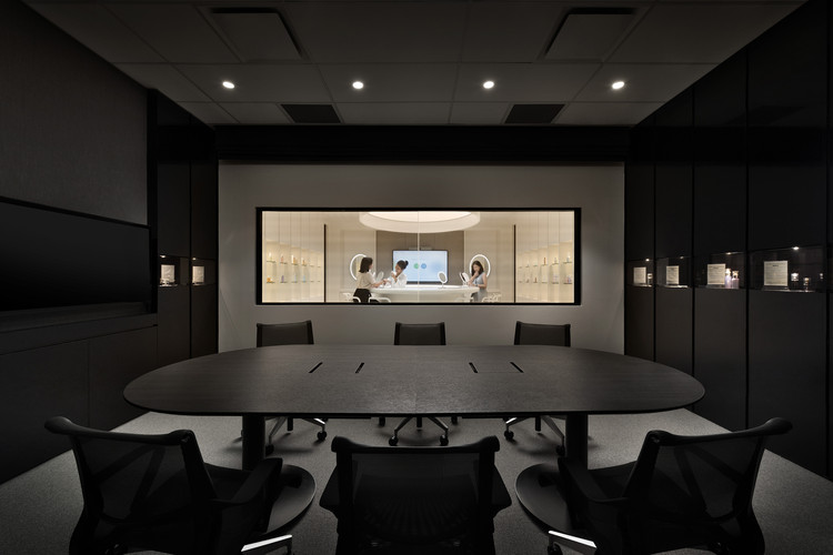 Shiseido Singapore Office Hub / HASSELL, Asia Pacific Innovation. Image © EK Yap