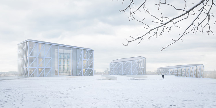 Arquivio Architects Wins Lithuania's National Concert Hall Competition, Courtesy of Arquivio Architects