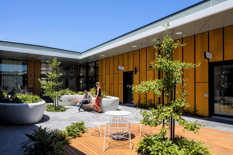 Biblioteca de Parque / JPE Design Studio, © Sam Noonan
