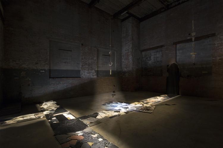Artista mexicana projeta instalação que sobrepõe os territórios do México e de Nova Iorque, Cortesía de The Chimney
