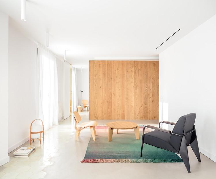 Atic Aribau / Raúl Sánchez Architects, © David Zarzoso