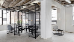 ShareCuse Coworking Space / ARCHITECTURE OFFICE